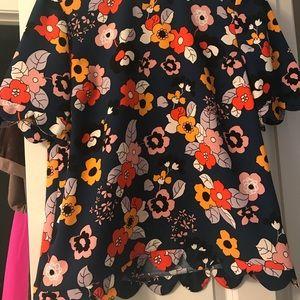 Floral EUC blouse